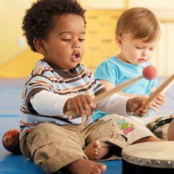 musicoterapia per bambini